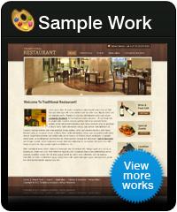 Sample template box image